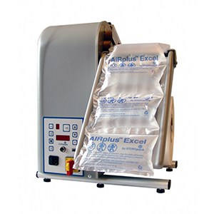 Avoid loose fill with fill air inflatable bag systems