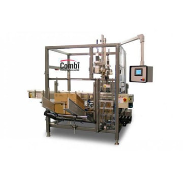 Case packing equipment